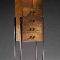 Sterling by Brian Hubel: Wood Cabinet | Artful Home