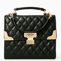 Nasty Gal Bel Air Quilted Bag