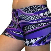 Mamba Spandex Shorts Inseam in 3 Lengths