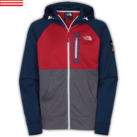 The North Face Men's Shirts & Tops MEN'S VILLAGE FULL ZIP HOODIE