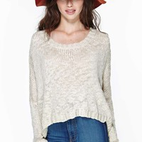 Fawn Crop Sweater