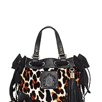 Animal Printed Velour Mini Daydreamer
