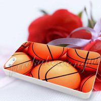 Basketball - For iPhone 4/4s, iPhone 5/5S/5C, Samsung S3 i9300, Samsung S4 i9500 Hard Case