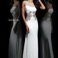 Sherri Hill Dress 11030 at Prom Dress Shop