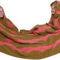 Two-Person Snuggie