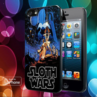 Sloth Wars Cover for iPhone, Samsung, iPod, Blacberry, htc and sony Case