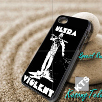 A Clockwork Orange Ultra Violent Samsung case, iPhone case, Samsung S3, S4 case, iPhone 4/4S, 5/5S, 5c case By Design Kosongtelusold