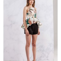 CAMEO We Are Young Short BLACK