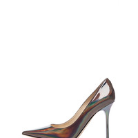 Abel Patent Leather Pump in Multi