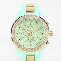 Minty Menswear Watch - Urban Outfitters