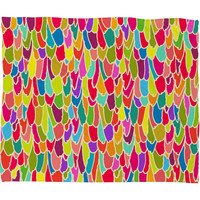 Sharon Turner Tickle Me Fleece Throw Blanket