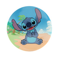 Disney Lilo Stitch Button Mirror