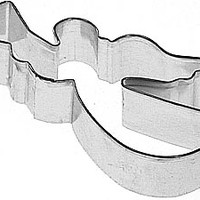 Angel Gabriel cookie cutter