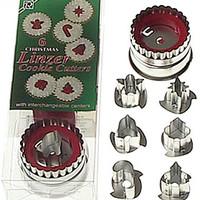 LINZER CHRISTMAS SET L1848