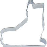Ice Skate cookie cutter.
