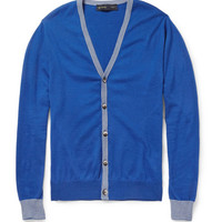 PRODUCT - Etro - Cotton and Cashmere-Blend Cardigan - 398095 | MR PORTER