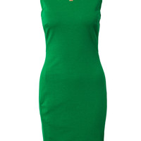 OVAL GROMMET DRESS