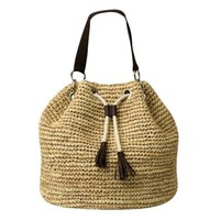 SimonsShoes.com - Betmar Raffia Shoulder Bag