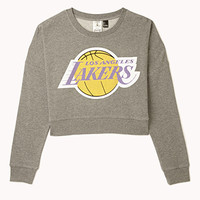 Los Angeles Lakers™ Cropped Sweatshirt
