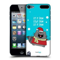 Head Case Designs Snow Wilbur's Christmas Case For Apple iPod Touch 5G 5th Gen