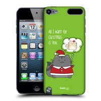Head Case Designs Want Wilbur's Christmas Case For Apple iPod Touch 5G 5th Gen
