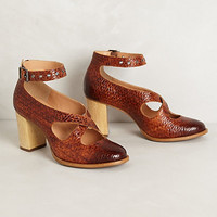 Nalia Snake Pumps