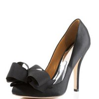 Badgley Mischka - Karlise Pump, Black - Last Call