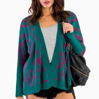 Carren Sweater Cardigan $52