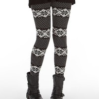 ShoSho Fashion Fairisle Legging