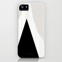 Abstract Mountain iPhone & iPod Case by Georgiana Paraschiv
