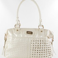 Revolution Basketweave Purse
