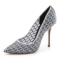 Honeycomb Detailed Pumps
