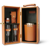PRODUCT - Swaine Adeney Brigg - Leather-Bound Champagne Holder - 429769 | MR PORTER