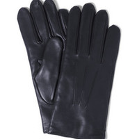 Designer gloves on MR PORTER