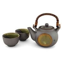 The Tea Smith: Gold Moon Tea Set