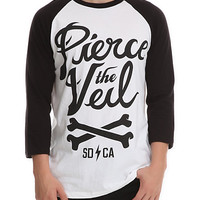 Pierce The Veil SD/CA Raglan