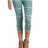 TRIBAL PRINT SWEATPANTS