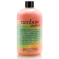 rainbow sherbet | philosophy bath & shower gels