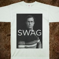 WILL FERRELL SWAG NERD SHIRT