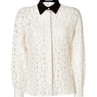 Moschino C&C - Lace Blouse