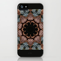 Cones and needles! iPhone & iPod Case by RVJ Designs