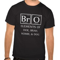 bro doe brah homie dog elements