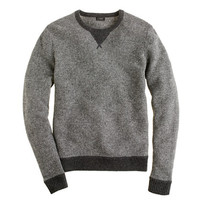 LAMBSWOOL SWEATSHIRT SWEATER