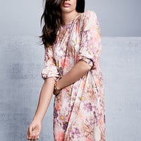 Long-sleeve Chiffon Cover-up - Victoria's Secret