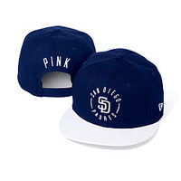 Colorblock Baseball Hat - PINK - Victoria's Secret