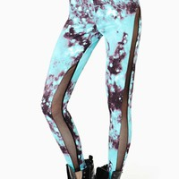 Nasty Gal Cosmic Crush Leggings