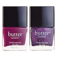butter LONDON 'Her Majesty's Holiday' Nail Lacquer Duo (Nordstrom Exclusive) ($30 Value) | Nordstrom