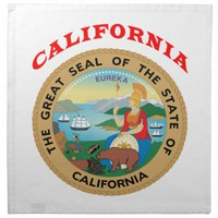 Great Seal Of State California