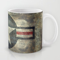 US Air force Roundel insignia Mug by Bruce Stanfield
