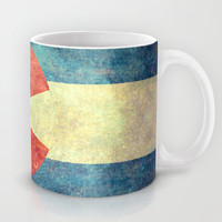 Colorado State Flag Mug by Bruce Stanfield